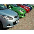 Обеспеченность россиян автомобилями за год увеличилась на 3,2%